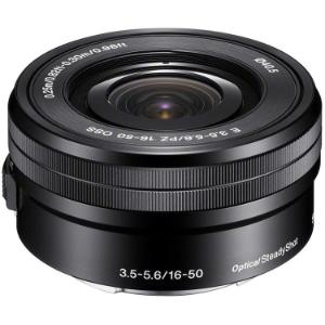 Sony SELP1650 Linsa E-Mount APS-C 16-50mm f/3.5-5.6 Power Zoom